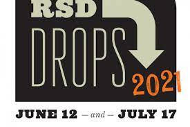2021 Record Store Day Drops